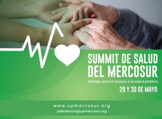 Summit de salud del MERCOSUR