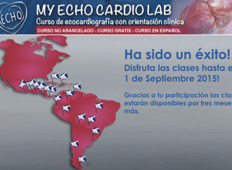 Curso de ecocardiografía con orientación clínica