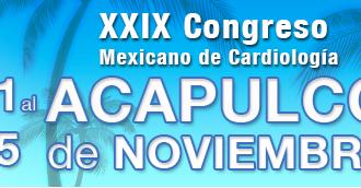 XXIX Congreso Mexicano de Cardiología