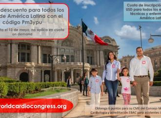 Congreso Mundial de Cardiologia 2016