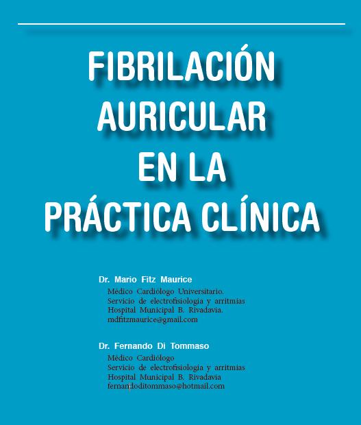 Fibrilación auricular en la practica clinica