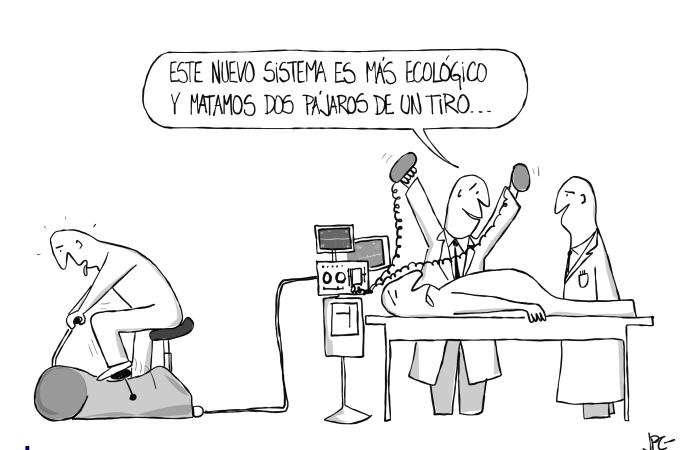 Humor Médico XI