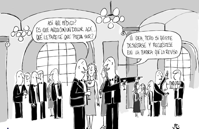 Humor Médico XIV