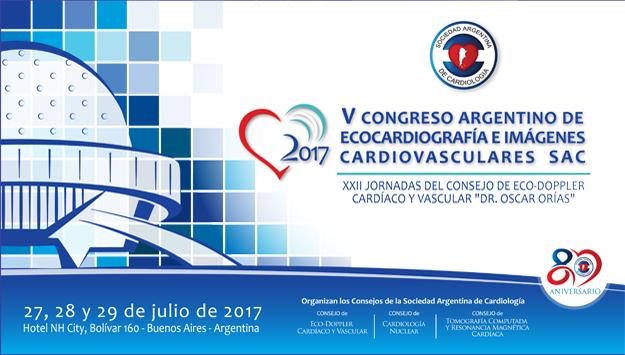 Congreso de Ecocardiografía e imágenes cardiovasculares SAC