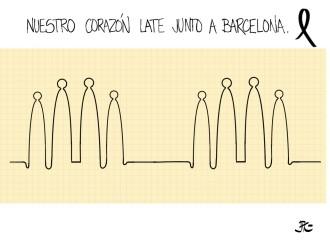 #ContigoBarcelona