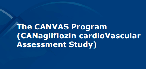 Estudio CANVAS: Canagliflozina en Diabetes y eventos cardiovasculares