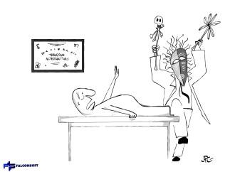 Humor Médico XVII