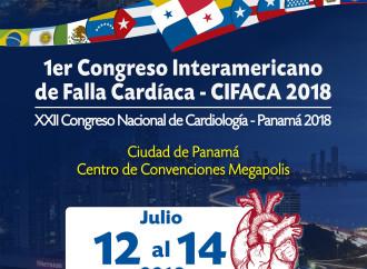 1º Congreso Interamericano de Falla Cardiaca CIFACA 2018
