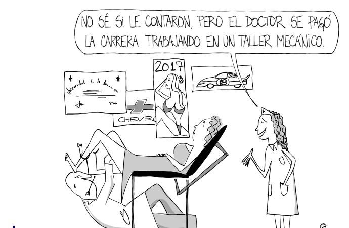 Humor Médico XXI