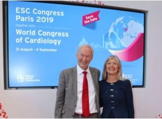 El Congreso Mundial de Cardiología 2019 se celebrará en París junto con la Sociedad Europea de Cardiología (ESC)