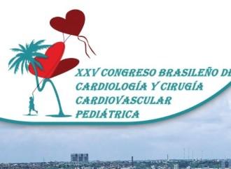 XXV Congreso Brasileño de Cardiologia y Cirugía Cardiovascular Pediátrica