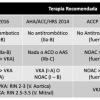 Estratificación de Riesgo de Accidente cerebrovascular en Fibrilación Auricular
