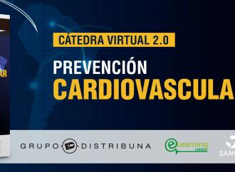 Cátedra Virtual 2.0 de Prevención Cardiovascular