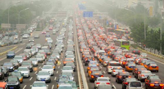 Contaminación del aire y enfermedades cardiovasculares