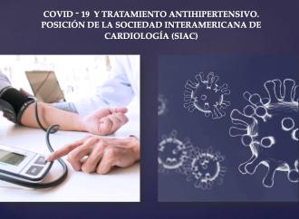 Covid-19 y tratamiento antihipertensivo. Posición de la Sociedad Interamericana de Cardiologia (siac)