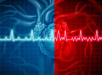 Ritmo vs frecuencia en insuficiencia cardiaca con fracción de eyección preservada