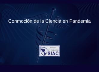 Conmoción de la Ciencia en Pandemia
