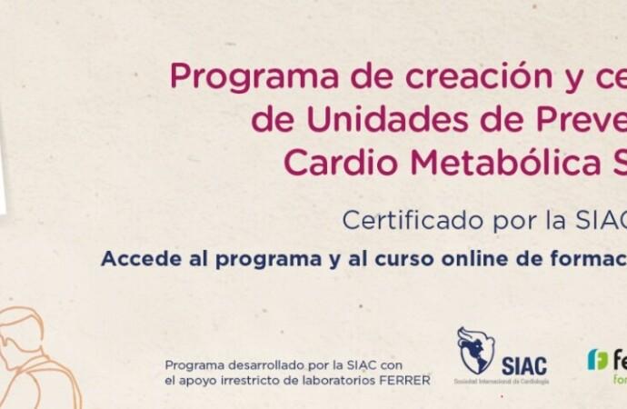 Unidades de prevención cardiometabólica UPCM