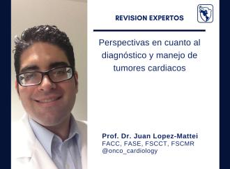 Perspectivas en cuanto al diagnóstico y manejo de tumores cardiacos