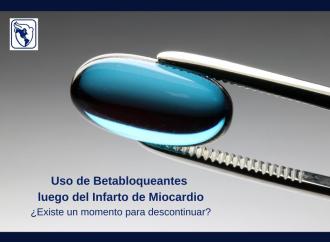 Uso de Betabloqueantes luego de Infarto del Miocardio