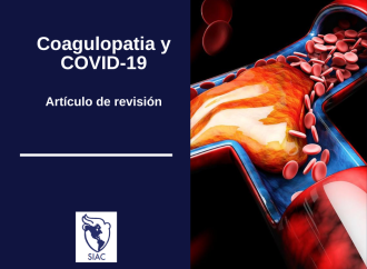 Coagulopatía y covid-19
