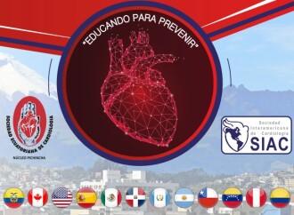 1er Congreso Interamericano de Prevención Cardiovascular SIAC – SEC NP