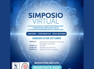 Simposio virtual de actualización del comité de epidemiologia y prevención cardiovascular de la sociedad interamericana de cardiología