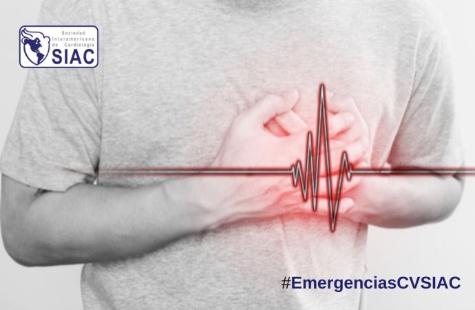 Ateneo Consejo Emergencias Cardiovasculares Sociedad Interamericana de Cardiología