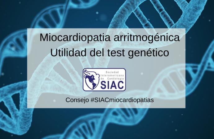 Miocardiopatía Arritmogénica: Utilidad del Test Genético