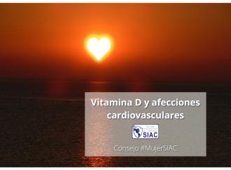 Vitamina D y afecciones cardiovasculares