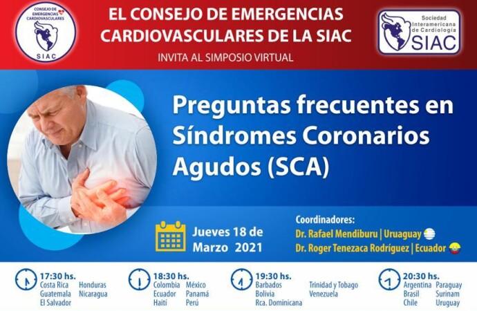 Simposio Virtual del Consejo de Emergencias Cardiovasculares