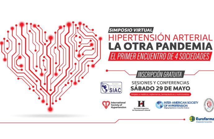 Simposio hipertensión arterial, la otra pandemia