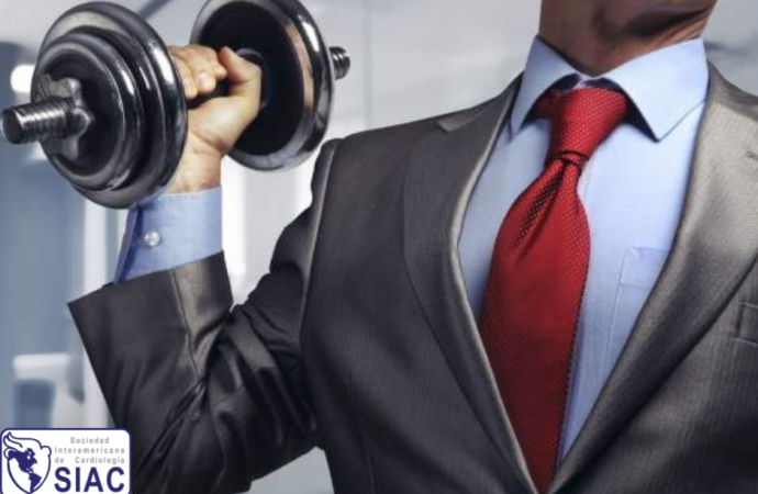 Actividad física recreativa y laboral: ¿el mismo beneficio cardiovascular?