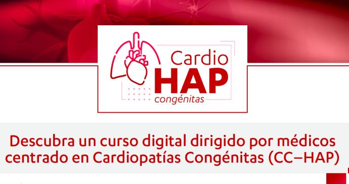 Curso digital de cardiopatías congénitas