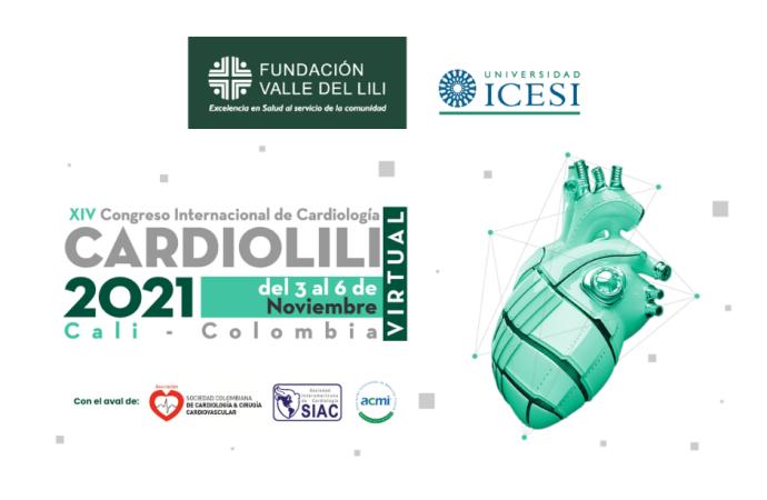 XIV Congreso Internacional de Cardiología CARDIOLILI 2021