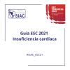 Guías ESC 2021 para el diagnóstico y tratamiento de la insuficiencia cardíaca aguda y crónica